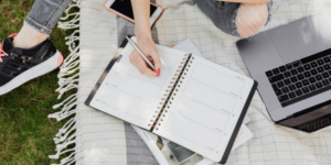 Tipps zum Studium organisieren Blogeintrag